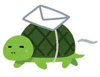 speed_slow_turtle_mail