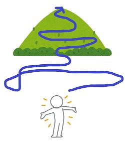Mountain route-1