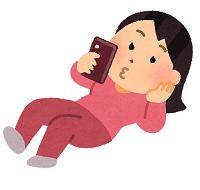 smartphone_neru_woman